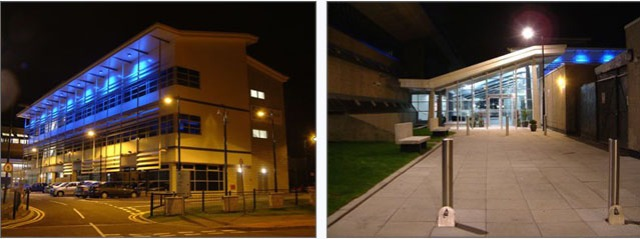 Cumbernauld College Exterior Photos