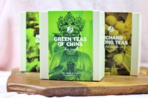 Product shot for Adagio Tea