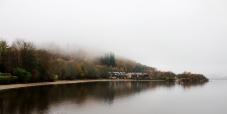 Mist, Loch Lomond