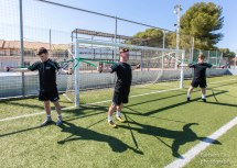 Conditioning work during training.