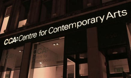 The CCA, Sauchiehall Street, Glasgow.