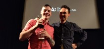 Promising young director award: Darren Livingston (Chuckfast)